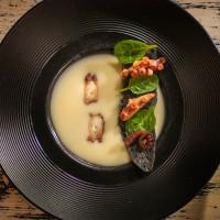 Крем супа от картофи и зеленчуци